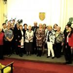 15.3.2017 u primátora Serede pri príležitosti 10 výročia vzniku Gaudete
